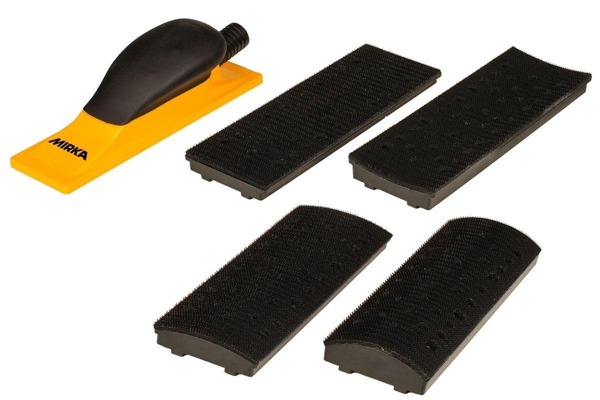 Комплект ручного шлифовального блока 70X198мм