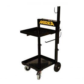 Стол-тележка для пылесоса и принадлежностей