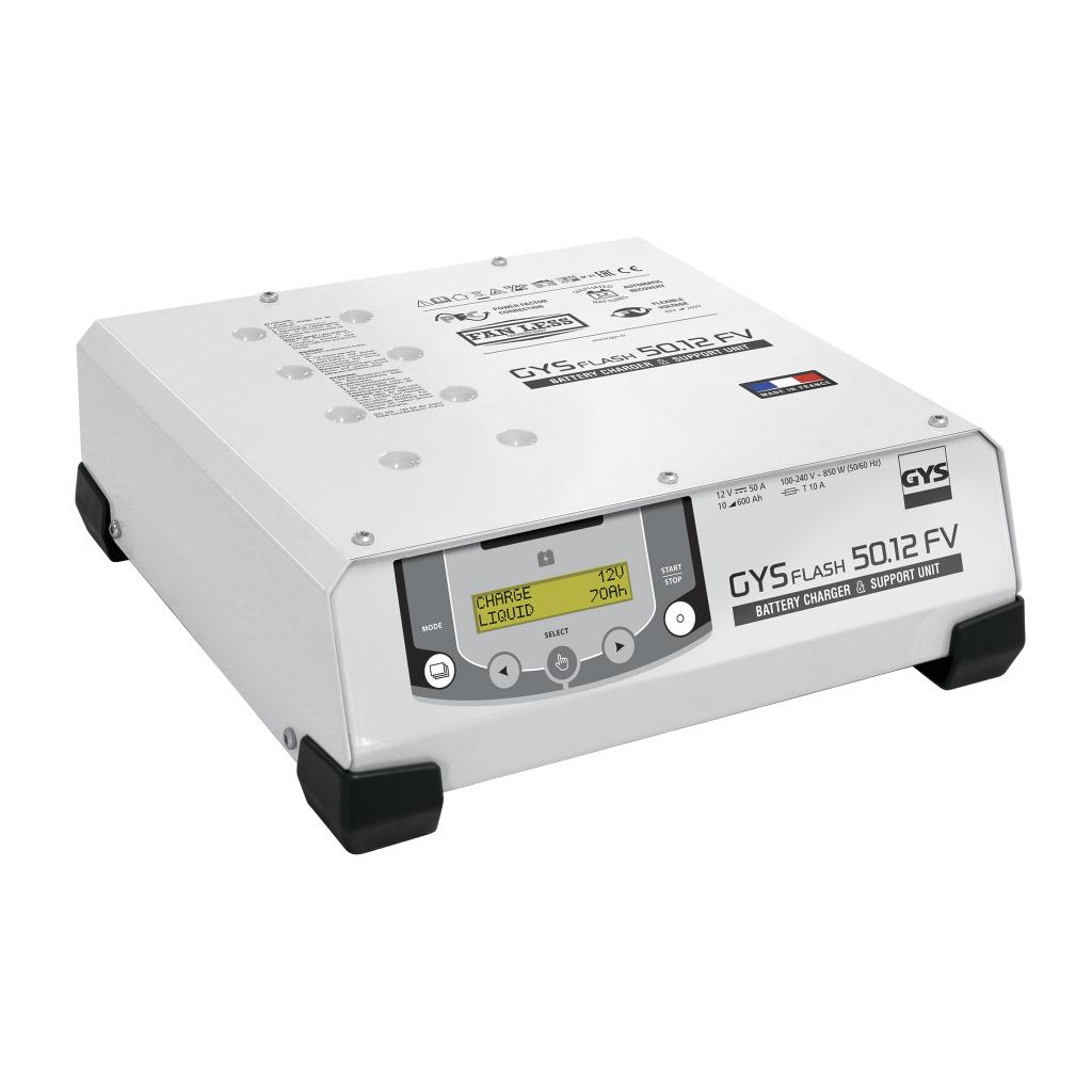 Зарядное устройство GYSFLASH 50.12 HF FV