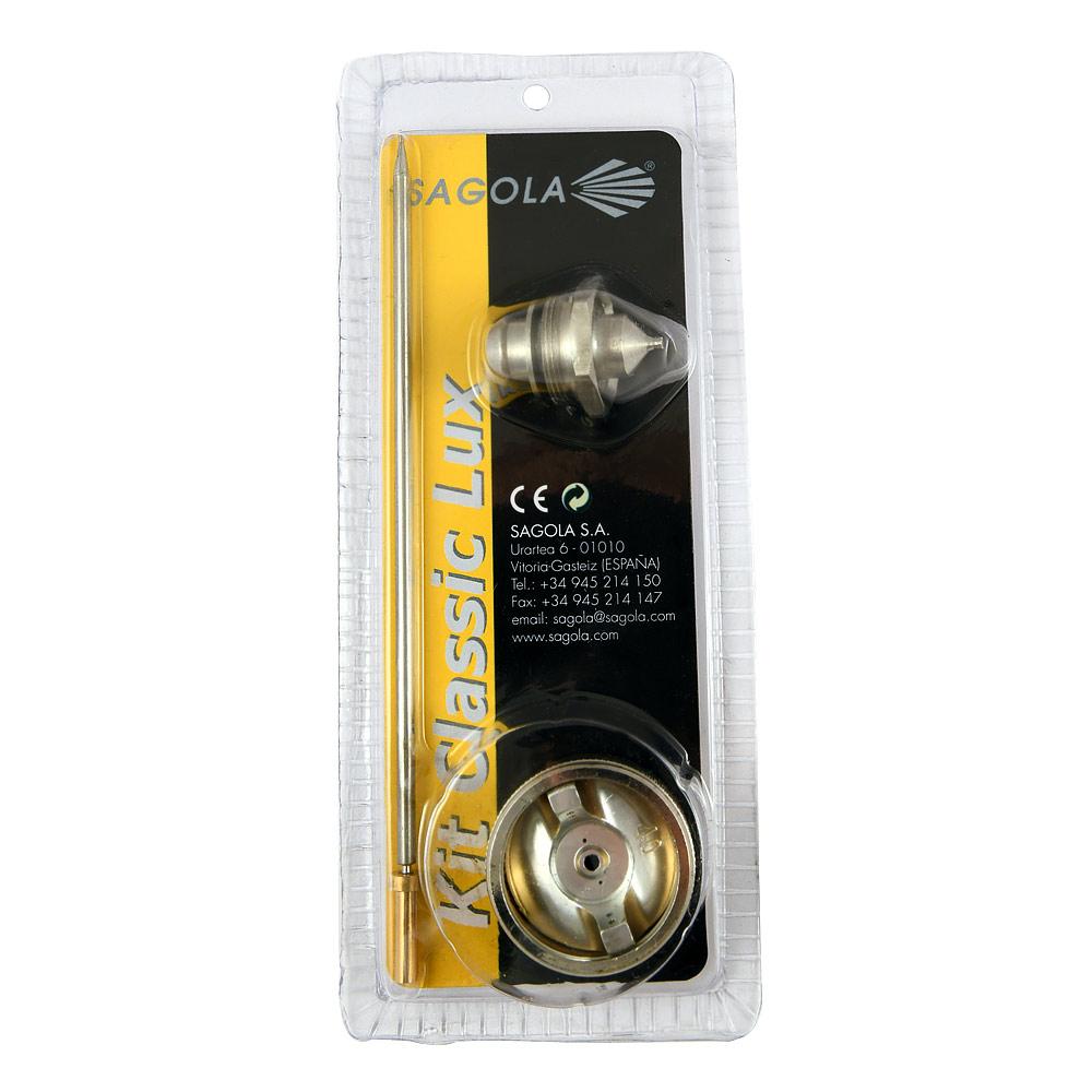 Воздушная голова CLASSIC LUX 1,4 для краскопульта SAGOLA