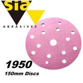 Круг шлифовальный D150 P40 (1950 siaspeed)