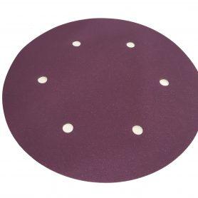 Абразивный материал в кругах SIA D225 P220, 6 отверстий EL