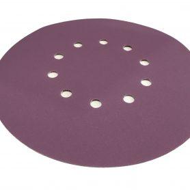 Абразивный материал в кругах SIA D225 P220, 10 отверстий EL