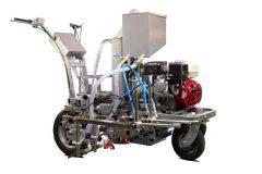 Разметочная машина SCHTAER WEGA 10 гидравлическая