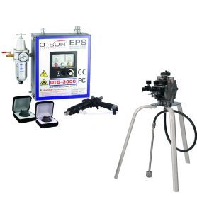 Электростатический краскопульт OTSON с диафрагменным насосом BINKS DX70R-T