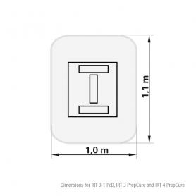 ИК-сушка IRT 4 PrepCure