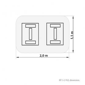 ИК-сушка IRT 3-2 PсD