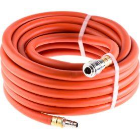 Шланг для пневматических краскопультов бюджетный 10м (цвет оранжевый)