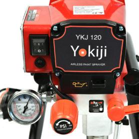 YOKIJI YKJ 120 безвоздушный окрасочный аппарат