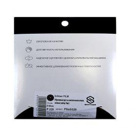 SCHTAER FILM абразивный диск D150 мм зеленый, 15отв, P320 (набор 10 шт)