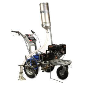 Разметочная машина для краски HYVST SPLM 800 с шариками