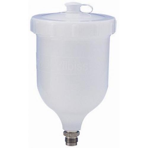 Верхний пластиковый бачок 600 мл DeVilbiss GFC-501
