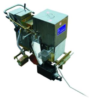 HYVST OSJ-1 разметочная машина для термопластика