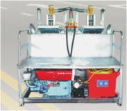 HYVST ORM-650 установка для предварительного разогрева термопластика
