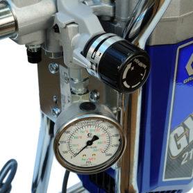 Окрасочный агрегат безвоздушного распыления GRACO GX21