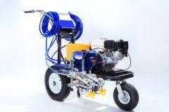 HYVST SPLM 2200 машина для дорожной разметки парковок