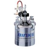 Бак BINKS 10 литров 183S-211-CE из нержавеющей стали с мешалкой