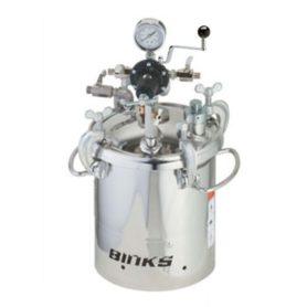 Бак BINKS 10 литров 183S-212-CE с ручной мешалкой