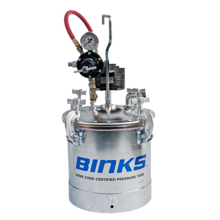 Бак BINKS 10 литров 83Z-211-CE