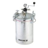Бак BINKS 40 литров 183G-1012-CE с ручной мешалкой