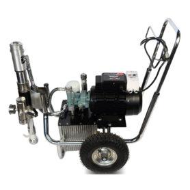 SPT 8200 E (220V) / 8900 E (380V) - окрасочный аппарат электрический
