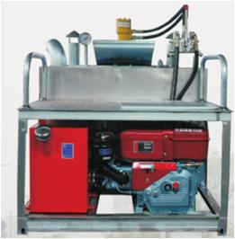 HYVST ORM-300 установка для предварительного разогрева пластика