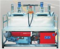 HYVST ORM-1500 установка для предварительного разогрева пластика
