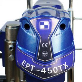 HYVST EPT 450 TX окрасочный аппарат аналог Mark V