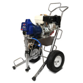 HYVST GPT 2700 окрасочный аппарат безвоздушного распыления