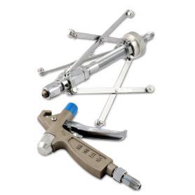 NKP-1 устройство для покраски труб изнутри