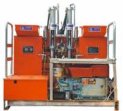HYVST OTM-21500 установка на разметочную машину для нанесения холодного спрейпластика