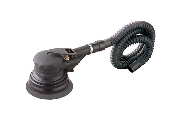 Пневматическая шлифовальная машинка с пылеотводом