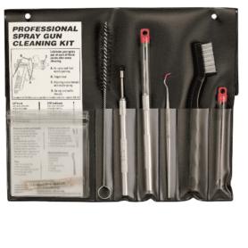 Профессиональный набор для обслуживания краскопульта KK-4584