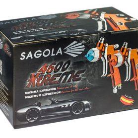 Sagola 4600 xtreme окрасочный краскопульт